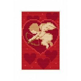 Valentýnky- Amor - Předloha