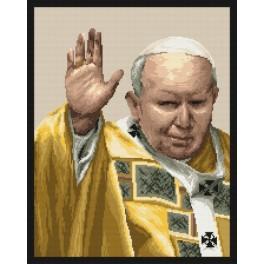 W 750 Předloha online - Papež Jan Pavel II