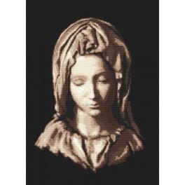 W 8273 Předloha online - Madonna