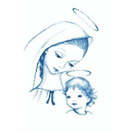 Předloha online - Nebeská Marie