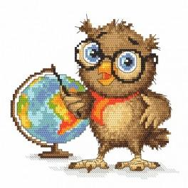 Předloha online - Malá sovička – geografka