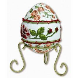 Předloha online - Růžené vejce