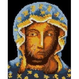 Matka boží - Předtištěná kanava