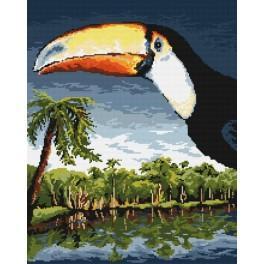 Tukan - Předtištěná kanava