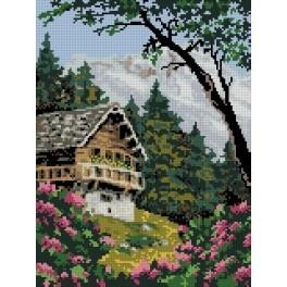 V horách - Předtištěná kanava