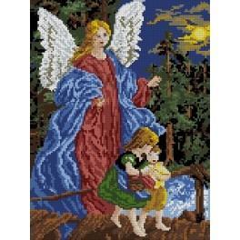 Anděl Strážce - Předtištěná kanava