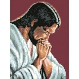 Ježíš - Předtištěná kanava
