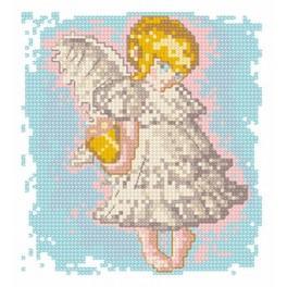 Anděl - Předtištěná kanava