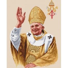 Papež Benedykt XVI - Předtištěná kanava
