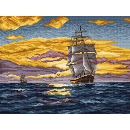 Fregata - Předtištěná kanava