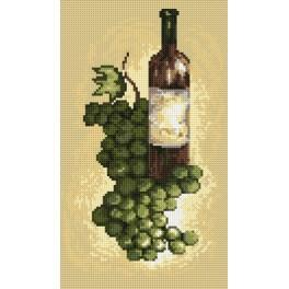 4634 Bílé víno - B. Sikora-Malyjurek - Předtištěná kanava