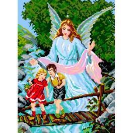5082 Anděl Strážný - Předtištěná kanava