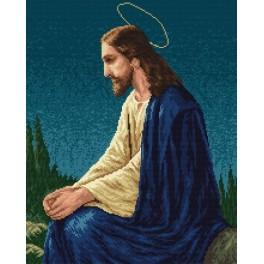 K 758 Ježíš - Předtištěná kanava