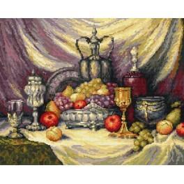 Na antickém stole - Předtištěná kanava