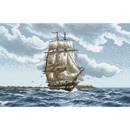 Plavba - Předtištěná kanava