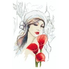 Madame Calia - Předtištěná kanava