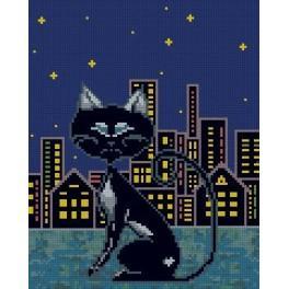 K 1092 Ona kočka - Předtištěná kanava