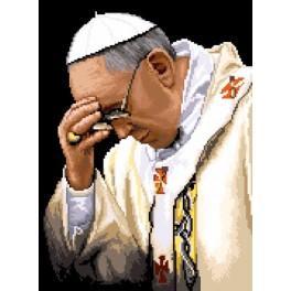 Pope Francis - Předtištěná kanava
