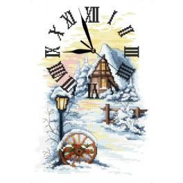 Předloha online - Zimní hodiny