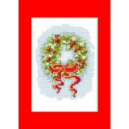 W 4123-02 Předloha ONLINE pdf - Vánoční přání