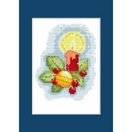 W 4123-03 Předloha ONLINE pdf - Vánoční přání