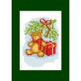 W 4123-04 Předloha ONLINE pdf - Vánoční přání