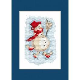 W 4123-06 Předloha ONLINE pdf - Vánoční přání