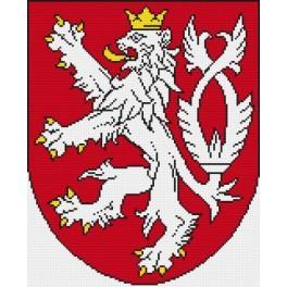 Předloha online - Státní znak Česká Republika