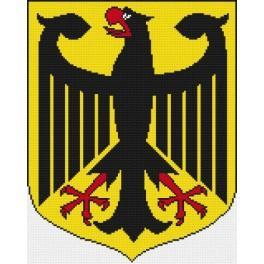 Předloha online - Státní znak Německa