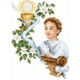 Předloha online - Přijímání chlapce - B. Sikora
