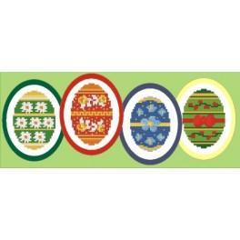 W 4650-03 Předloha online - Velikonoční dekorace