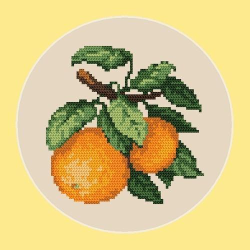 W 4676 Předloha ONLINE pdf - Sladké pomeranče