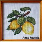 W 4677 Předloha ONLINE pdf - Chutné citrony