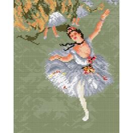 Předloha online - Hvězda - E. Degas