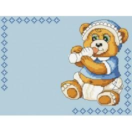 W 4936-02 Předloha ONLINE pdf - Narození dítěte - chlapeček