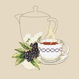 Předloha online - Bezinkový čaj