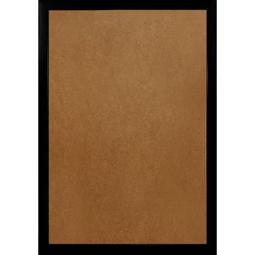S 200005-21,4x31,4 Dřevěný rámeček - barva černá (21,4x31,4cm)