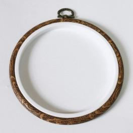 Rámek-tamborek kruh 6,5 cm