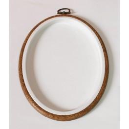 Rámek-tamborek 13 x 17,5 cm