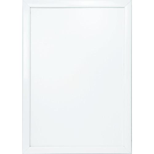 S 157005-24,6x37 Dřevěný rámeček - barva bílá (24,6x37cm)