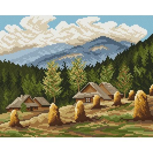 GC 4002 Léto na vesnici - Předloha