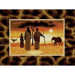 GC 3032 Africké podnebí - Předloha