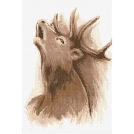 GC 33113 Troubící jelen - Předloha