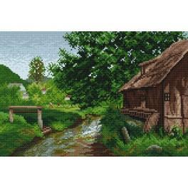 GC 4026 Na vesnici - Předloha