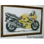 GC 4156 Motocykly – zlatý vítr - Předloha