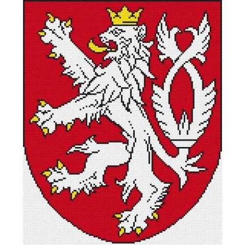 GC 4331 Státní znak Česká Republika - Předloha
