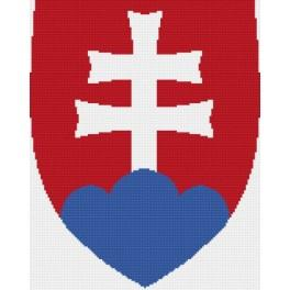 GC 4333 Státní znak Slovensko - Předloha