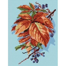 Podzimní listy - Předloha