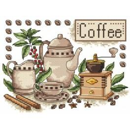 Káva - Předloha
