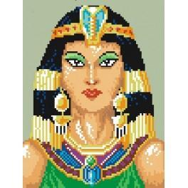 GC 5232 Kleopatra - Předloha